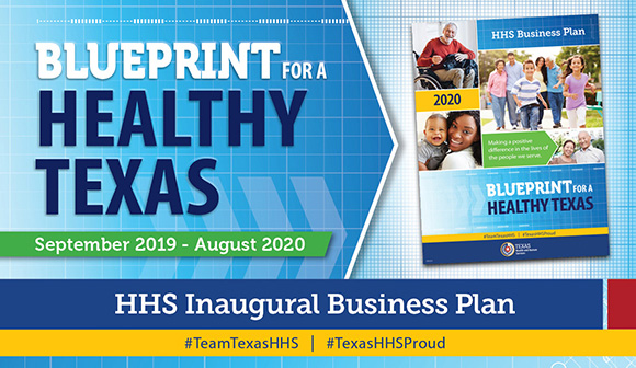 HHS to Launch Blueprint for a Healthy Texas