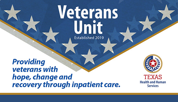 Texas Unveils New Hospital Unit for Veterans