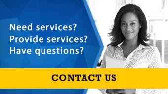 Need services? Provide services? Have questions? Contact us.