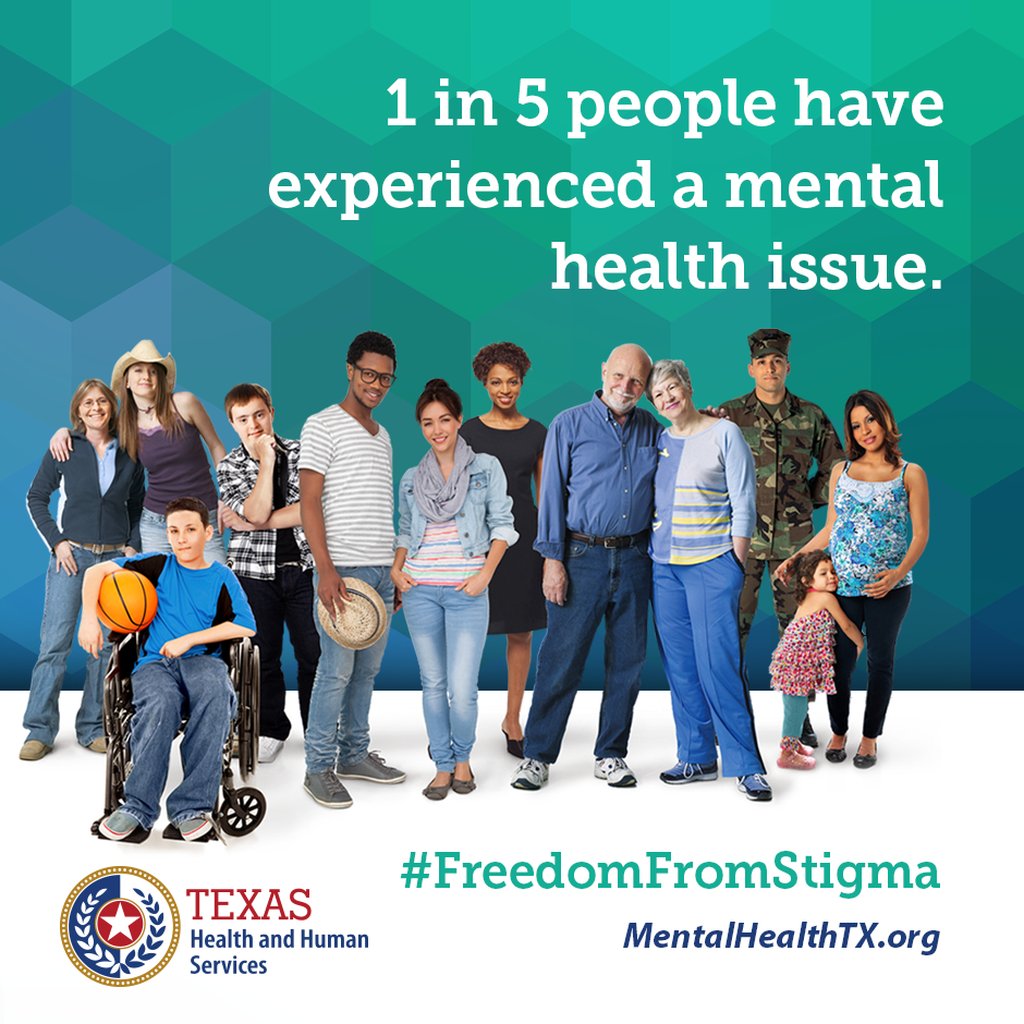 Homepage Mental Health Texas