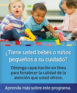 El cuidado infantil